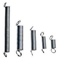 Extension Spring Design & Manufacturing